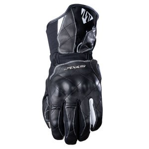 Gants WFX SKIN WOMAN WATERPROOF  Noir/Blanc