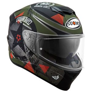 Casque STELLAR - WRENCH  Matt Green Grey