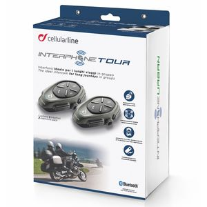 Intercom TOUR TWIN PACK
