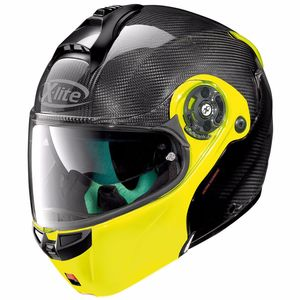 Casque X-1004 ULTRA CARBON - DYAD FLUO  Carbon 4