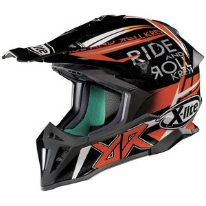 Casque Cross X-lite X-502 Ultra Carbon Replica M.bianconcini 2018