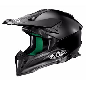 Casque cross X-502 - START FLAT BLACK 4 2019 Flat Black 4