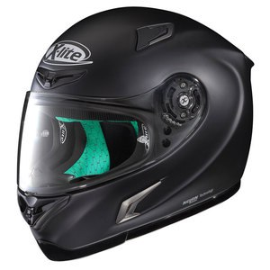Casque X-802RR - START  Flat Black 9