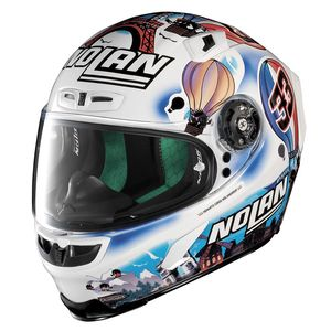 Casque X-lite X-803 Replica M.melandri France