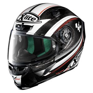 Casque X-lite X-803 Ultra Carbon Moto Gp