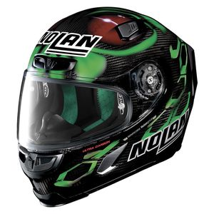 Casque X-lite X-803 Ultra Carbon Replica E.bastianini