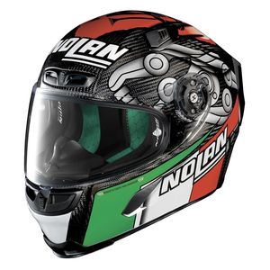 Casque X-lite X-803 Ultra Carbon Replica M.melandri