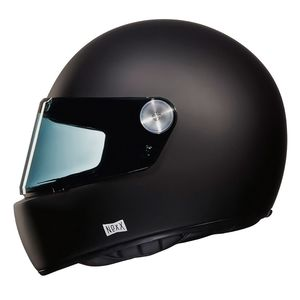 Casque X.G100 RACER - PURIST MATT  Black Matt