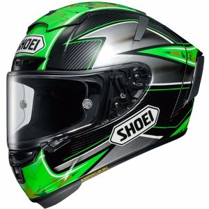 Casque Shoei X-spirit 3 - Laverty Tc4