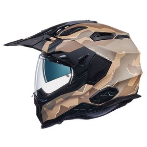Casque X.WED2 HILL END  Sand MT