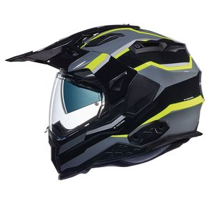 Casque Nexx X.wed2 - X-patrol - Black