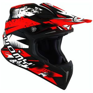 Casque cross X-WING - GAP - RED 2021 Red