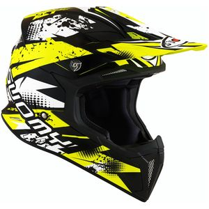 Casque cross X-WING - GAP - YELLOW 2021 Yellow