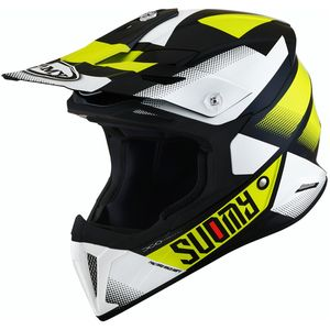 Casque cross X-WING - GRIP - BLACK YELLOW 2021 Black Yellow