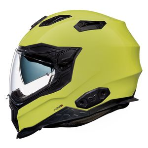 Casque Nexx X.wst 2 - Plain - Neon Yellow