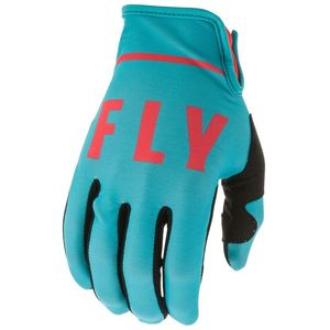 Gants cross LITE BLUE CORAL ENFANT  Blue/Coral