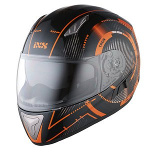 Casque HX1000 TRON  Noir/Orange