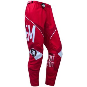 Pantalon cross VINTAGE RED 2018 Red