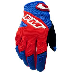 Gants cross FORCE X25 RED / BLUE 2018 Red/Blue