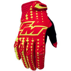 Gants cross POWER X25 RED / YELLOW 2018 Red/Yellow