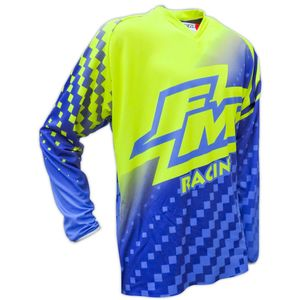 Maillot cross HERO 2 X25 BLUE / YELLOW ENFANT  Blue/Yellow