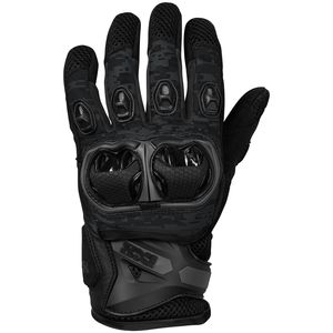 Gants cross TOUR LT MONTEVIDEO AIR S 2018 Black/Black