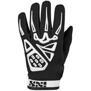 Gants cross TOUR PANDORA AIR 2018 Black/White
