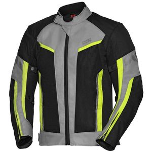 Blouson SPORTS ASHTON-AIR  Black/Yellow