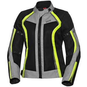 Blouson SPORT ANDORRA-AIR WOMAN  Black/Yellow