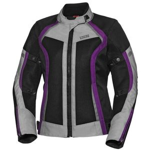 Blouson SPORT ANDORRA-AIR WOMAN  Black/Purple