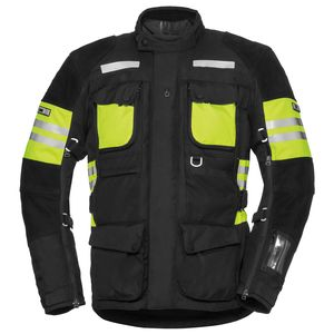 Veste TOUR LT MONTEVIDEO-ST  Black/Yellow