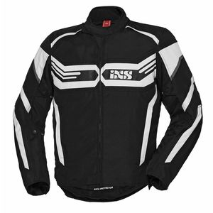 Blouson SPORT RS-400 ST  Black/White