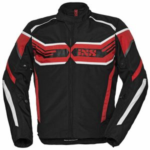 Blouson SPORT RS-400 ST  Black/Red/White