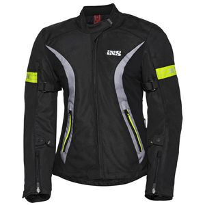 Blouson SPORT 5/8 ST WOMAN  Black/Yellow
