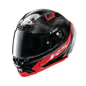 Casque X-803 RS - ULTRA CARBON - HOT LAP  Carbon 13