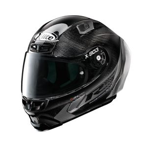 Casque X-803 RS - ULTRA CARBON - HOT LAP  Carbon 15
