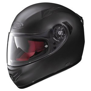 Casque X-661 - START FLAT N-COM  Flat Black 4