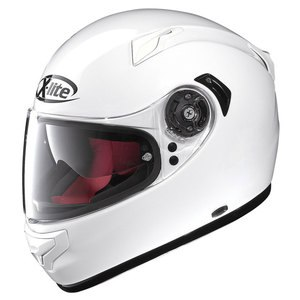 Casque X-661 - START N-COM  Metal White 3