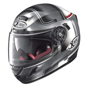 Casque X-lite X-702 Gt - Ofenpass Chrome N-com