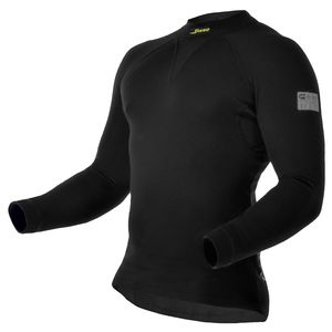 Maillot Technique ROAD RIDER AIR  Noir
