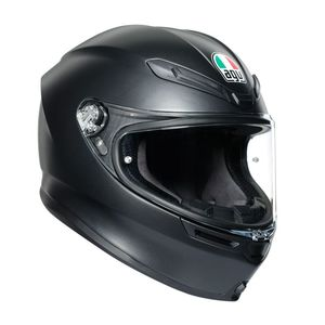 Casque K-6 - MONO - MATT  Matt black