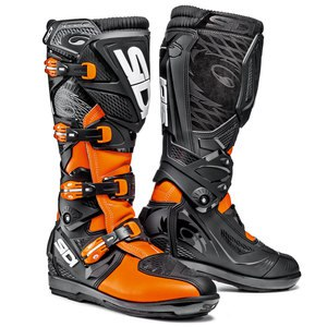 Bottes Cross Sidi Xtreme Srs Orange/noir 2019