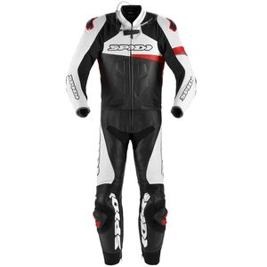 Combinaison RACE WARRIOR TOURING  Noir/Rouge