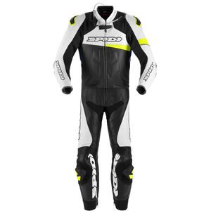 Combinaison RACE WARRIOR TOURING  Bleu/Jaune