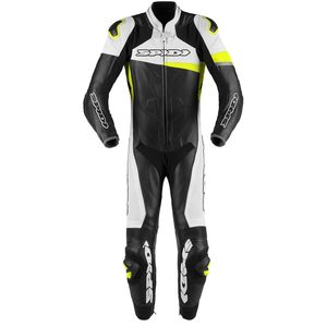 Combinaison RACE WARRIOR PERFORATED PRO  Noir/Jaune