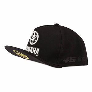 Casquette CAP BLACK LINE - YAMAHA COLLECTION  Noir