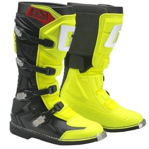 Bottes cross G-X1 YELLOW 2020 Jaune