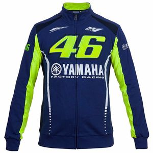 Gilet RACING - YAMAHA COLLECTION  Bleu