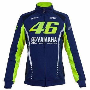 Gilet RACING WOMAN - YAMAHA COLLECTION  Bleu