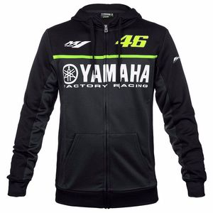 Gilet BLACK LINE - YAMAHA COLLECTION  Noir